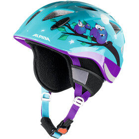 Alpina Ximo Flash Winter Helmet owls